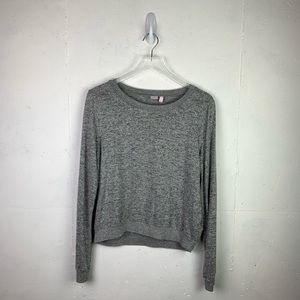 NWOT Caslon Light Weight Sweater in Gray